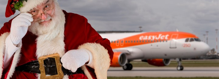 An easyjet story for Christmas