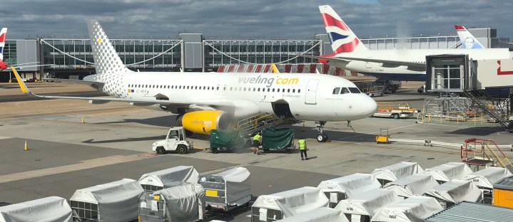 Airline Review: Vueling Airlines
