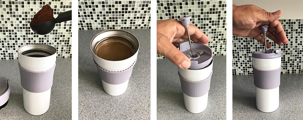 Kahvi cafetiere