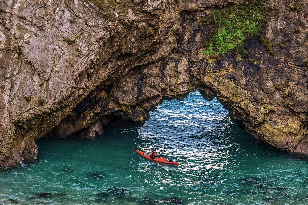 Kayaking UK Dorset