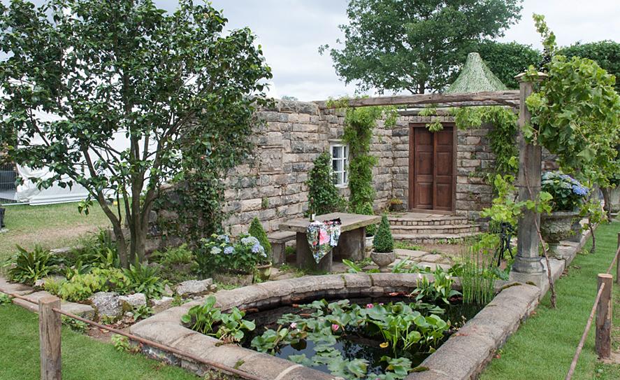 Galicia Garden 001