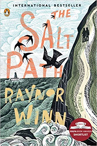 Salt Path by Raynor Winn - Book