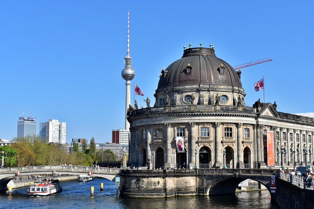 Where in the World - Berlin