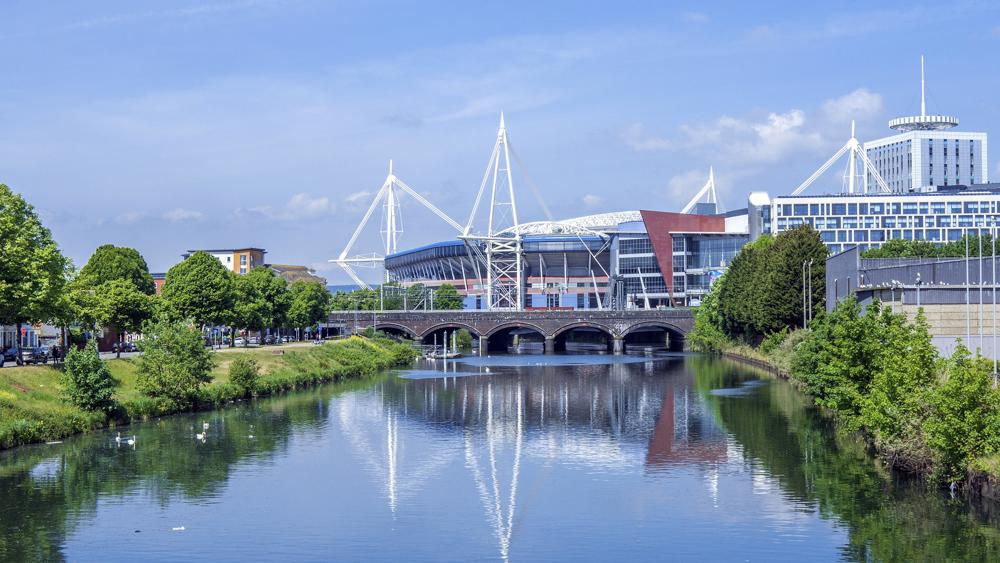 Where in the World - Principality Stadium, Cardiff