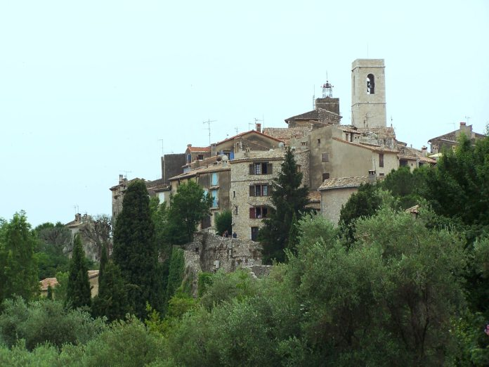 St. Paul De Vence, South of France