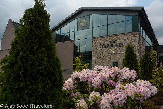 Glenlivet Distillery, Scottish Highlands