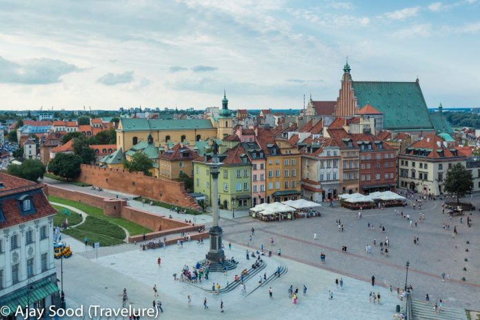 Warsaw: A Phoenix that Rose from its Ashes