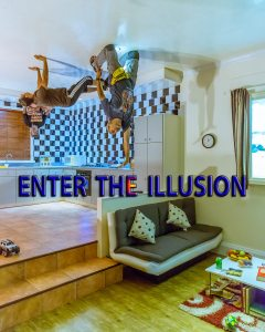My Article - Enter The Illusion