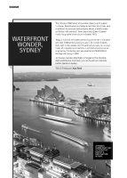 Waterfront Wonder - Opera House, Sydney