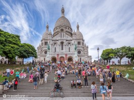 Mont Martre from Paris Instagram Roundup