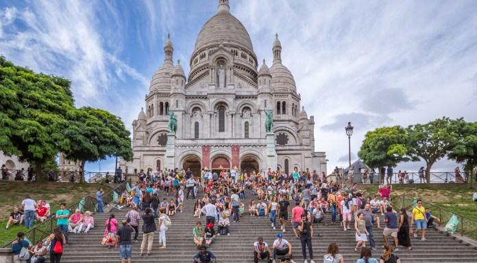 Mont Martre from Paris Instagram Roundup