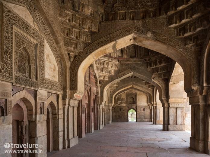Mosque in Lodhi Garden in Instagram Roundup - Classic Delhi