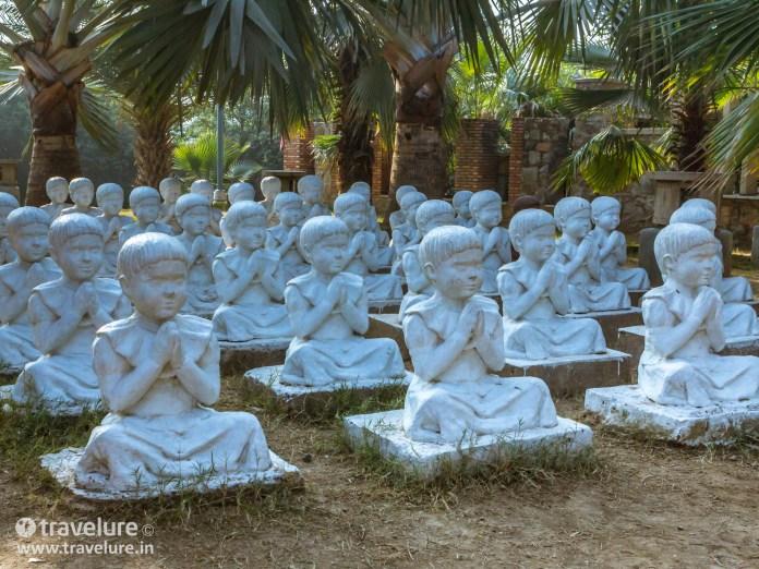 Garden of 5 Senses in Instagram Roundup - Classic Delhi