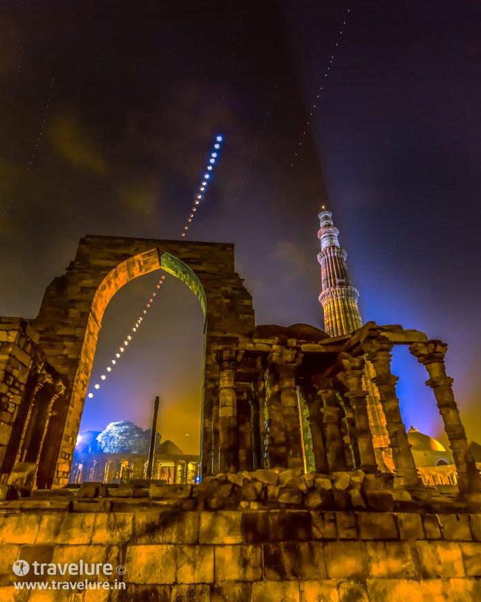 Qutub Minar in Instagram Roundup - Classic Delhi
