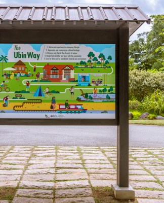 Pulau Ubin Way helps protect the environment for posterity - Back to the Roots - Last Kampung of Singapore