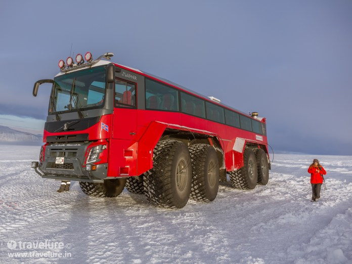 Into the Glacier Monster Truck - Instagram Roundup - Iconic Iceland