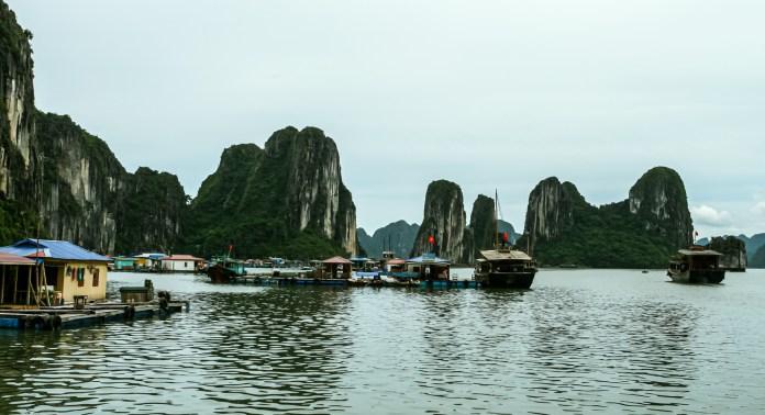 Ha Long Bay - Nature's Pillars in the Sea - Travelure ©