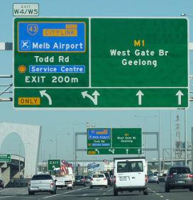 citylink tolls melbourne