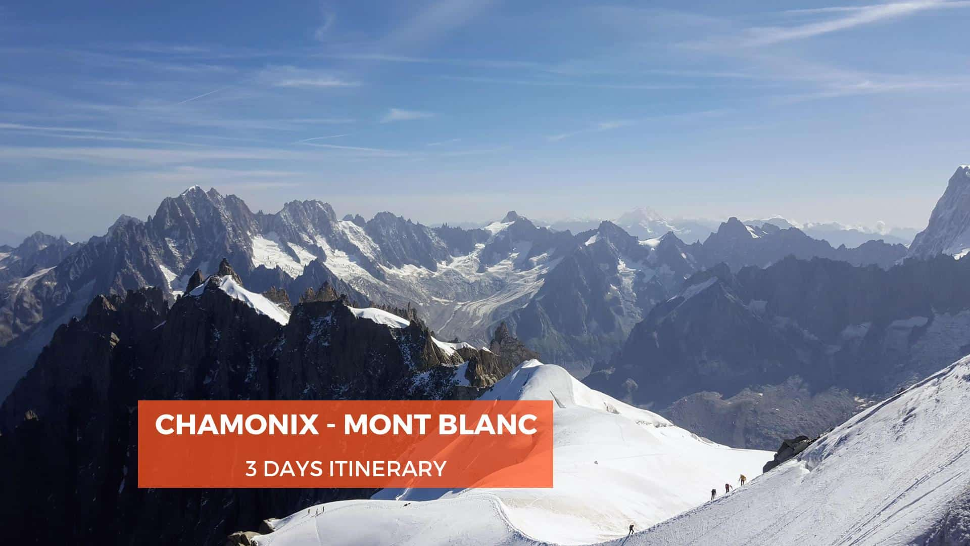 3 Days Itinerary Tour Of Chamonix Mont Blanc Singapore Travel Blog 2018 Europe Germany