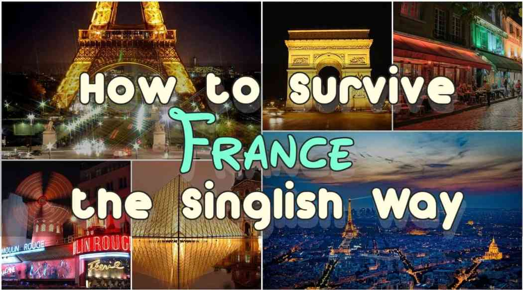 How to Survive France