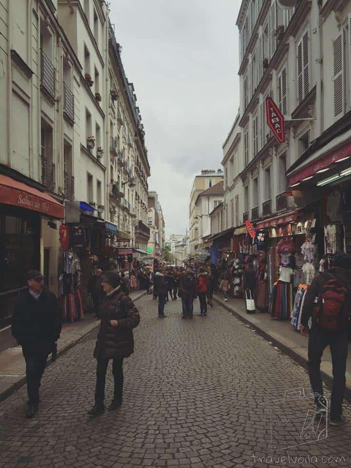 Streets of Rue de Steinkerque