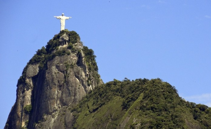 Cristo Redentor Christ The Redeemer, Brazil - seven wonders of the world