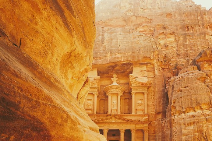 The City of Petra.