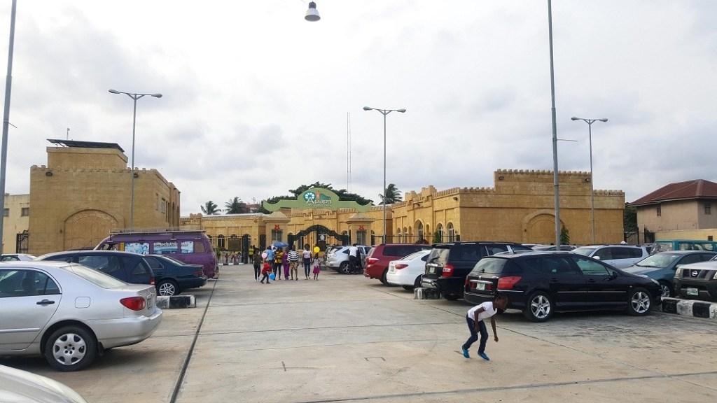 Apapa amusement car park