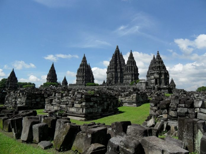 UNESCO world Heritage sites prambanan temple