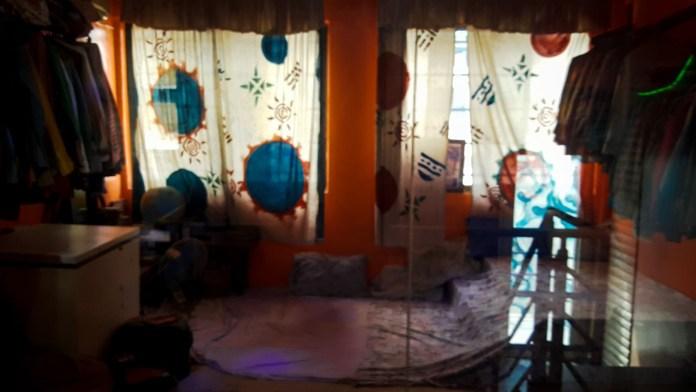 fela Anikulapo kuti kalakuta museum bedroom
