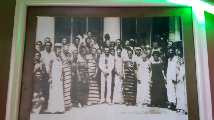 fela kuti family pictures