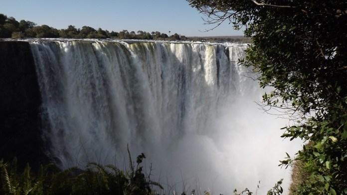 Victoria falls - Top Tourist Attractions in Zambia