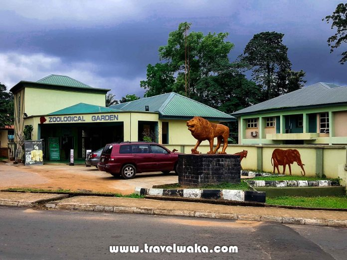 University of Ibadan Zoological garden