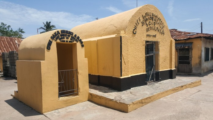 badagry tourist sites