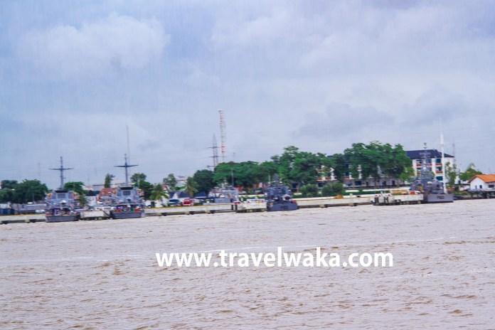 nigerian warship