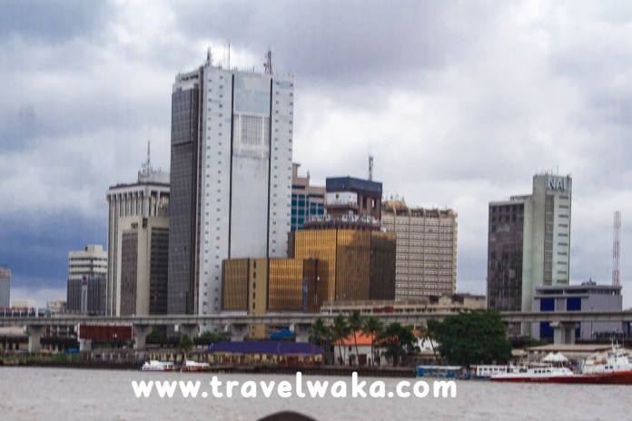 lagos business district