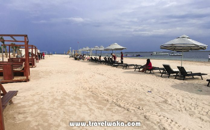 Landmark beach in lagos