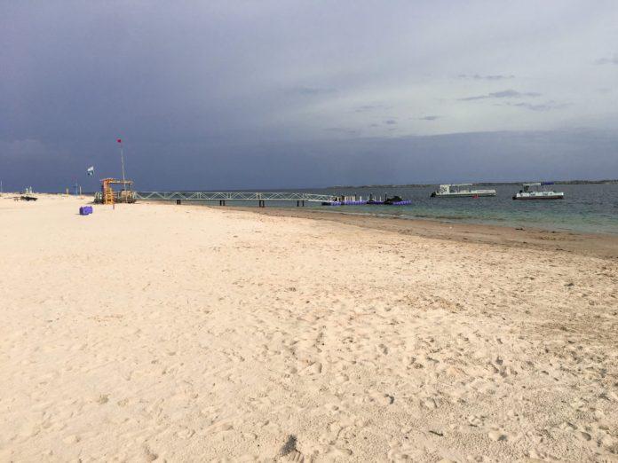 landmark beach, beach in lagos