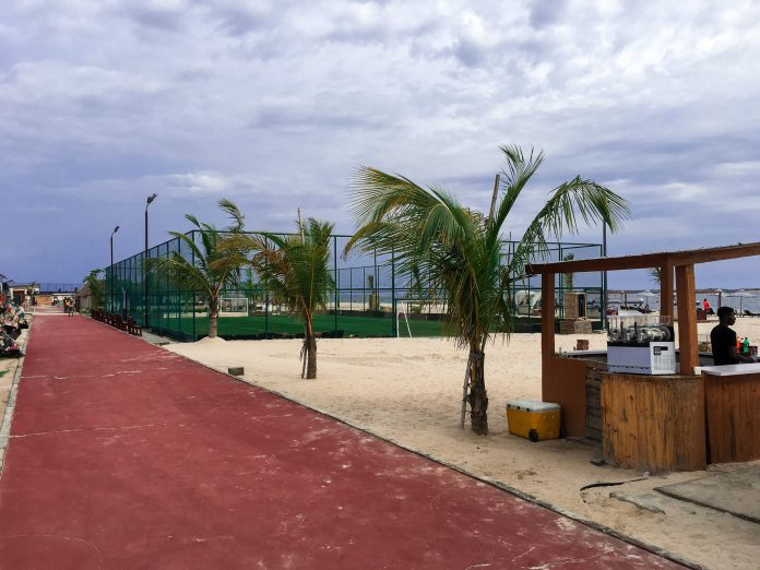leisure beach lagos
