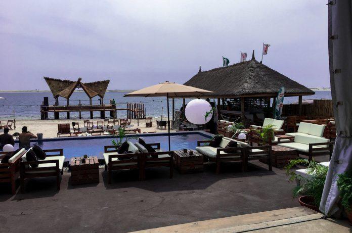 moist beach Victoria island Lagos