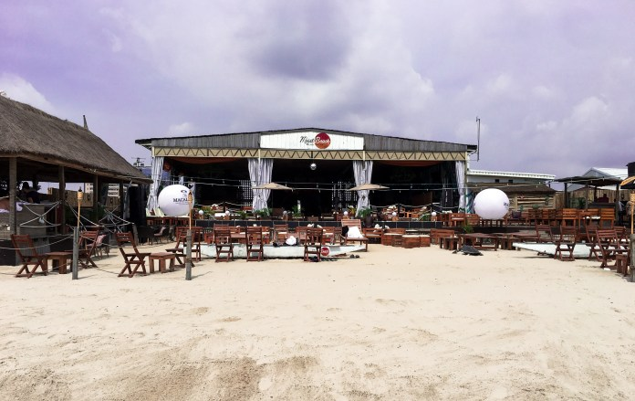 Moist Beach Club Oniru