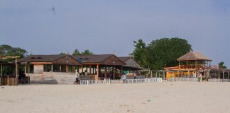 Tarkwa Bay Beach house