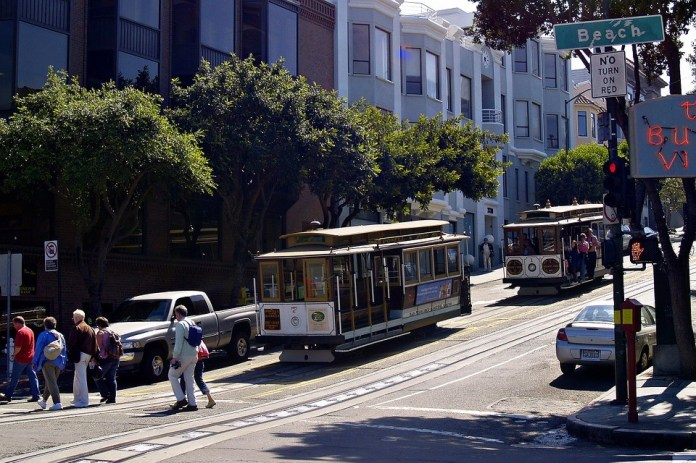 cable cars in America