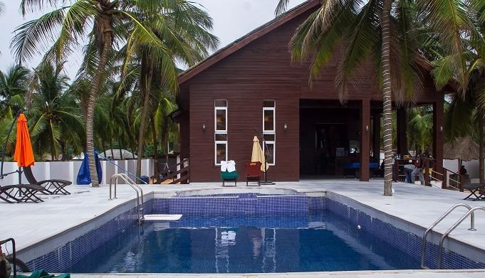 facilities at ilashe beach