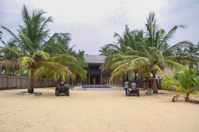 ilashe beach in lagos