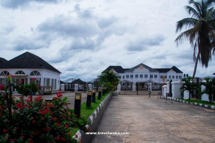Ooni Ife palace