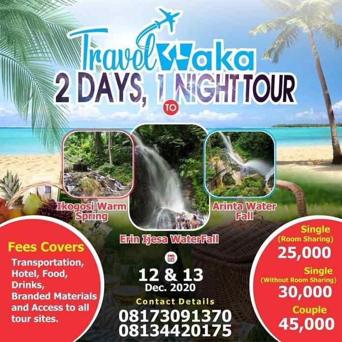 ikogosi tour