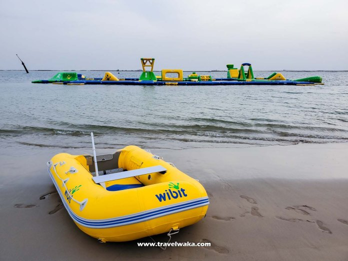 water sports games in Lagos