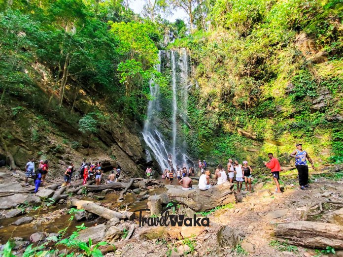 tour to erin ijesha waterfalls