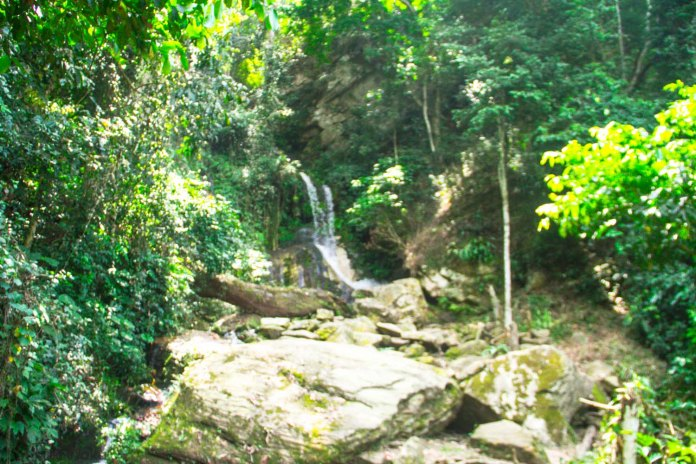 arinta waterfalls in Nigeria
